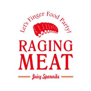 Juicy Spareribs RAGING MEAT