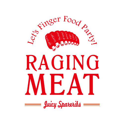 Juicy Spareribs RAGING MEAT