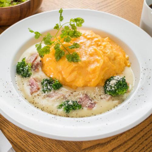 オムライスカフェ Yellow gourmet
