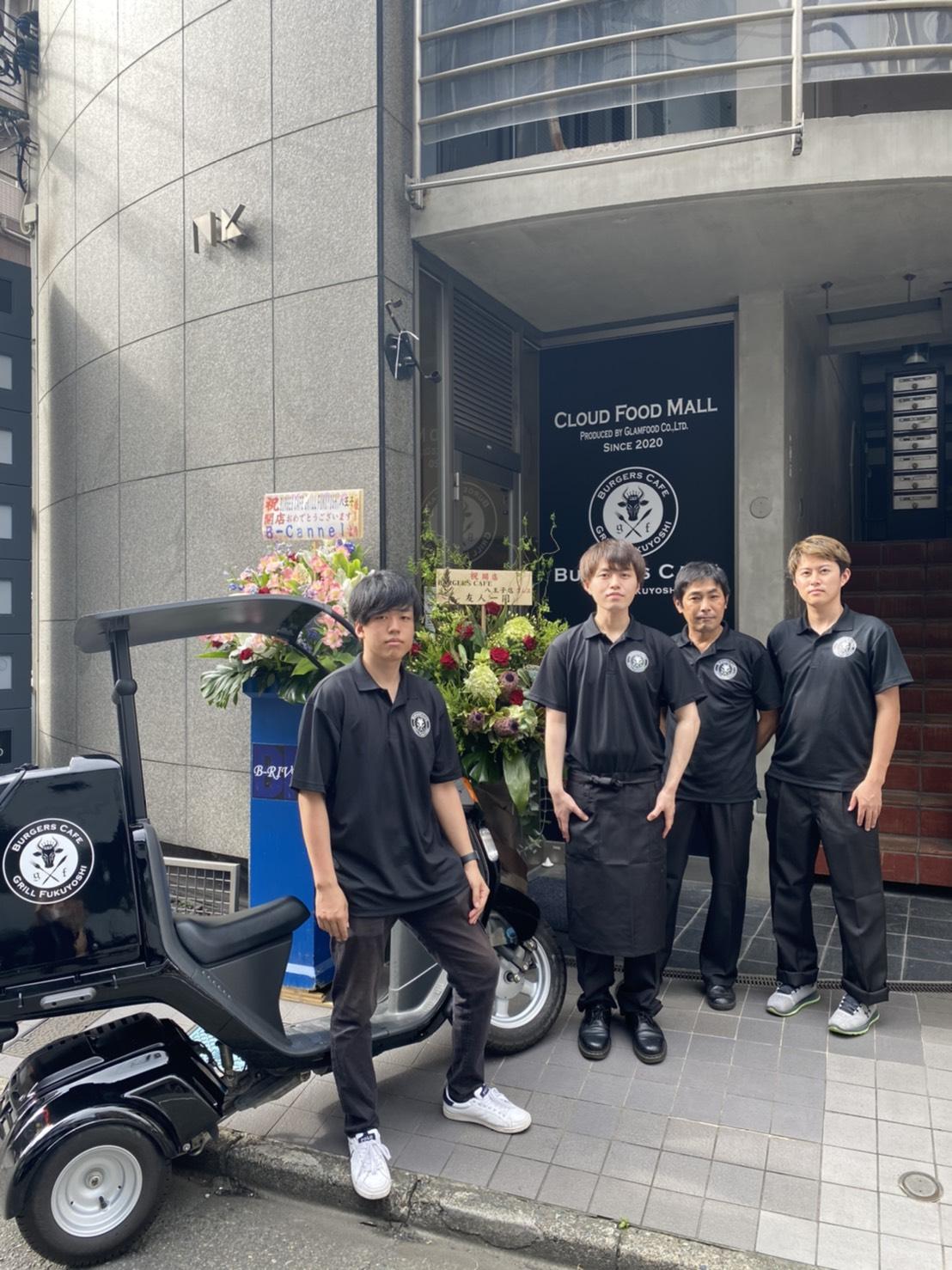 【新店舗】TGALデリバリー八王子店が7月31日にオープン致しました。