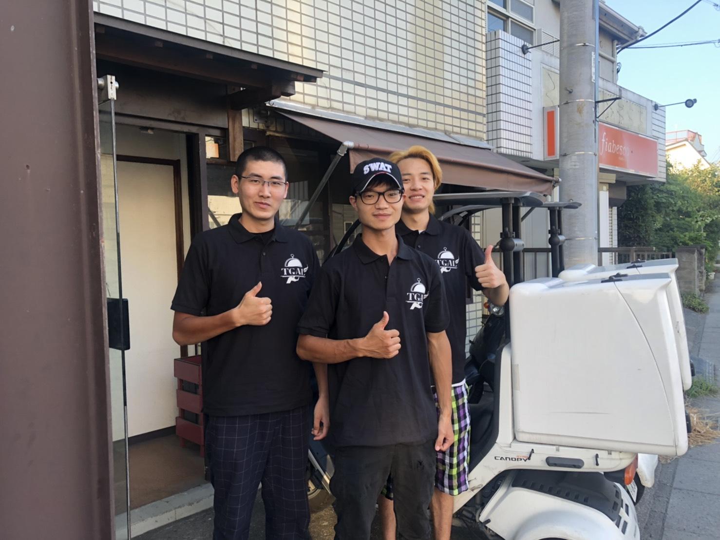 【新店舗】TGALデリバリー川越店が8月18日にオープン致しました。