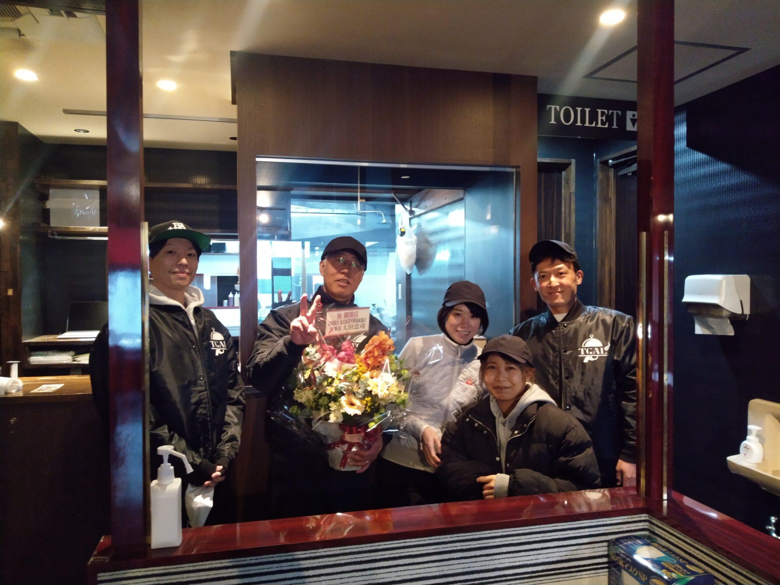 【新店舗】TGALデリバリー新潟中央店が2月19日にオープン致しました。