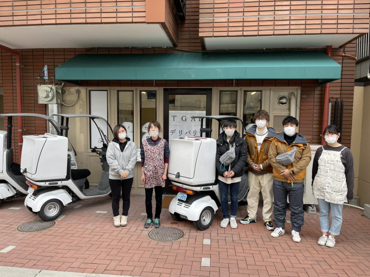【新店舗】TGALデリバリー福岡天神店が1月28日にオープン致しました。