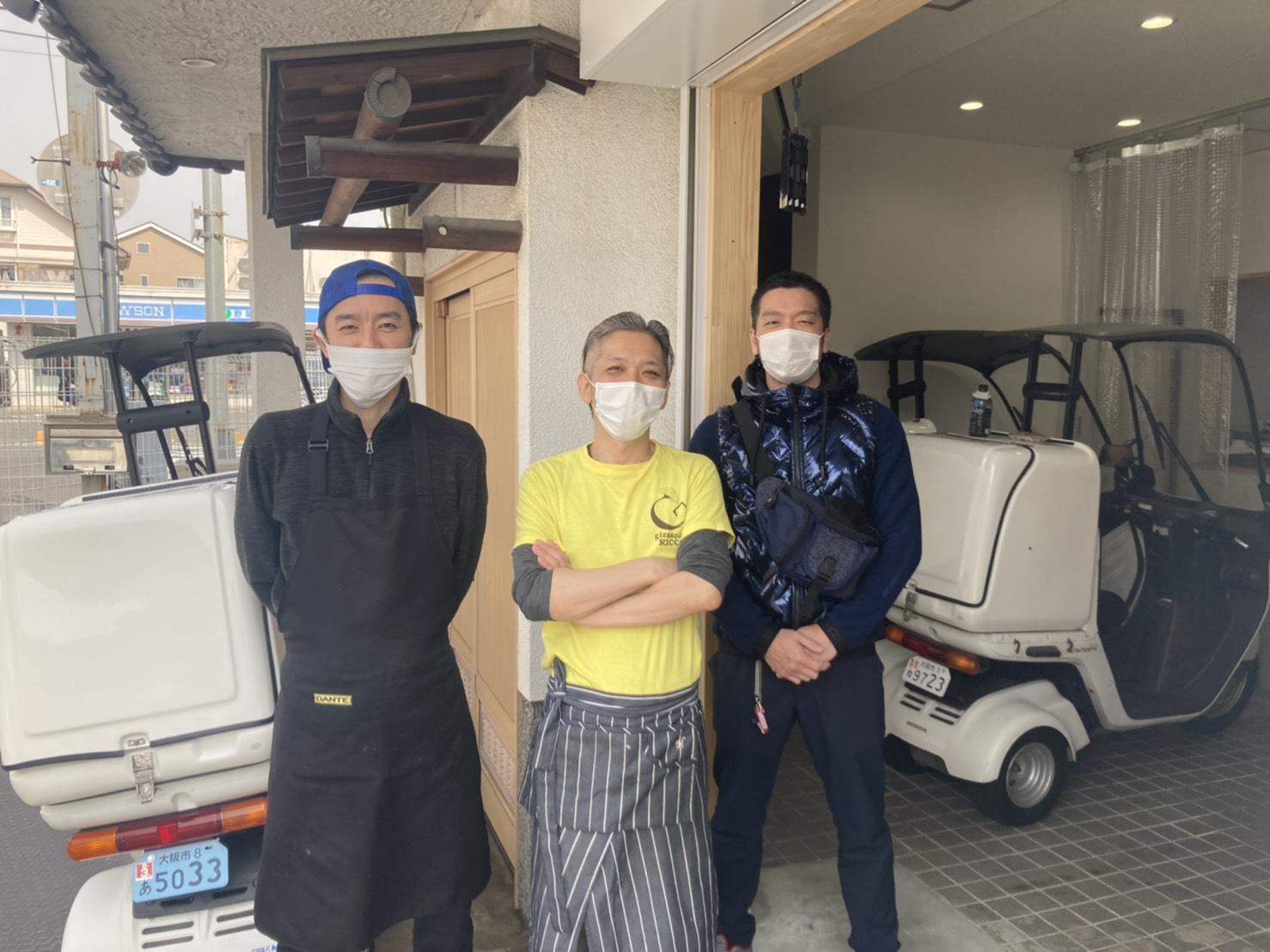 【新店舗】TGALデリバリー寝屋川店が3月26日にオープン致しました。