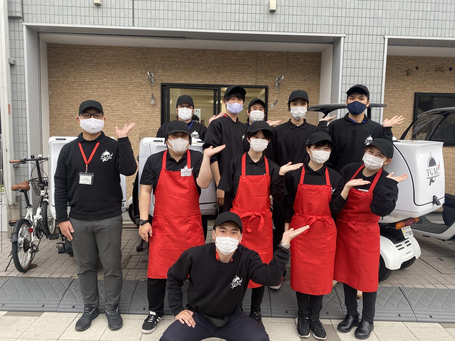 【新店舗】TGALデリバリー熊谷店が4月16日にオープン致しました。
